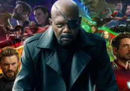 Samuel L Jackson Avengers Baru