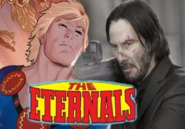 The Eternals Keanu Reeves
