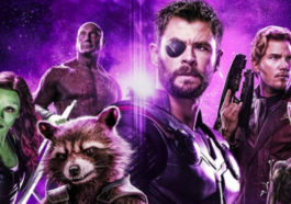 Thor Guardians Of The Galaxy Vol. 3.