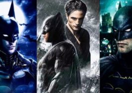 Trilogy Batman Matt Reeves
