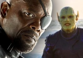 Nick Fury Skrull Far From Home