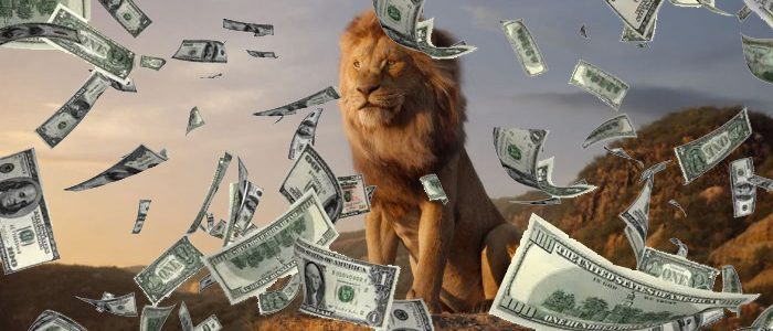 The Lion King Box Office Rekor