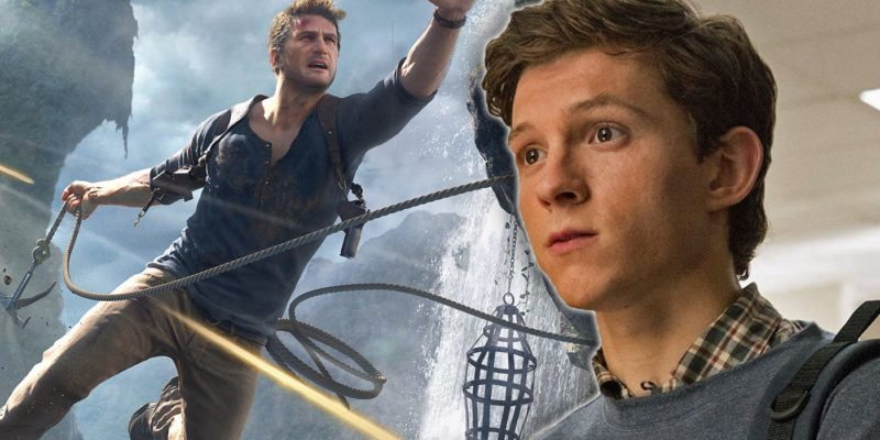 Tom Holland Uncharted Film