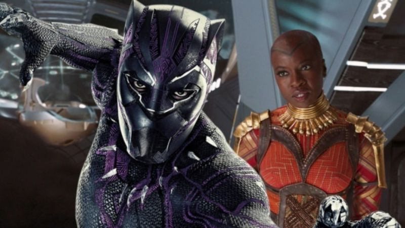 Black Panther 2 Okoye
