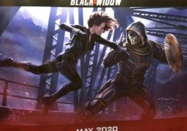 Black Widow Vs Taskmaster