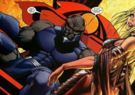 Darkseid New Gods