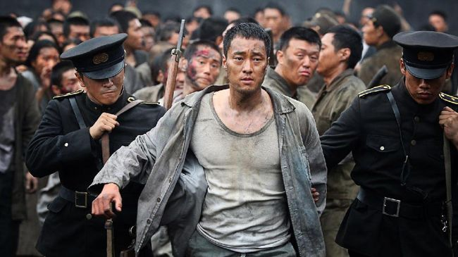 Film Action Korea Terbaik Battleship Island