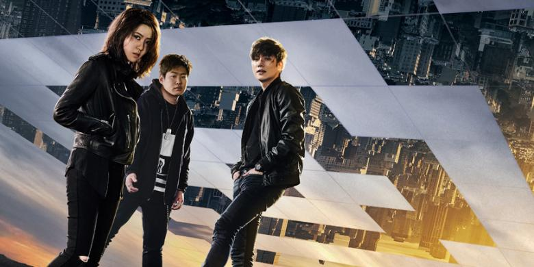 Film Action Korea Terbaik Fabricated City