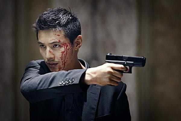 Film Action Korea Terbaik Man From Nowhere