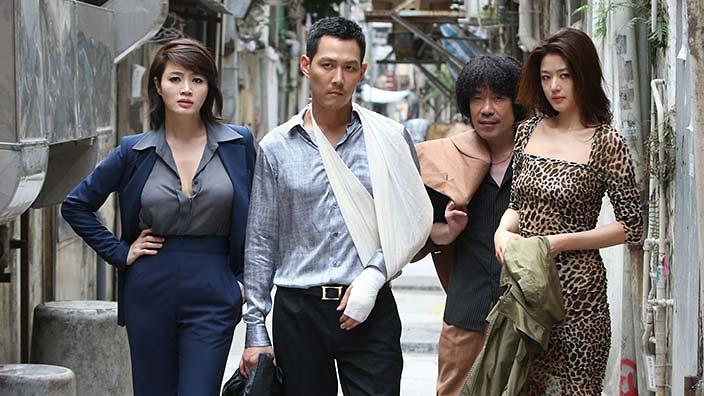 Film Action Korea Terbaik Thieves