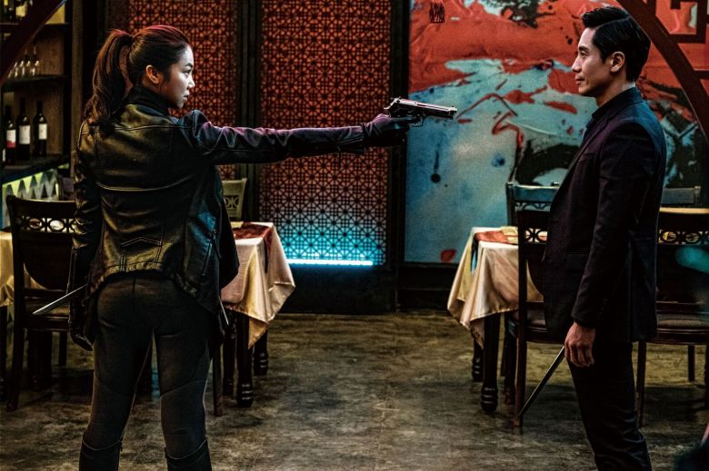 Film Action Korea Terbaik Villainess