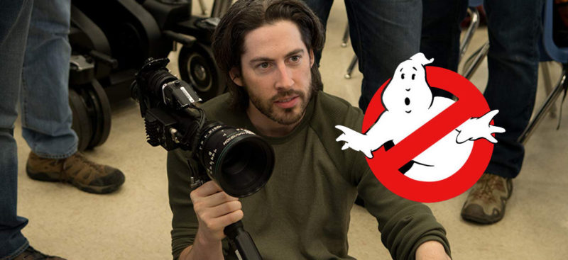 Foto Bts Ghostbusters
