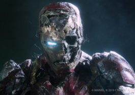 Iron Man Zombie Far From Home