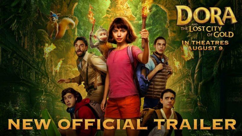 Jadwal Tayang Dora And The Lost City Of Gold
