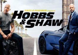 Jadwal Tayang Hobbs And Shaw