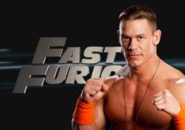John Cena Foto Bts Fast Furious 9