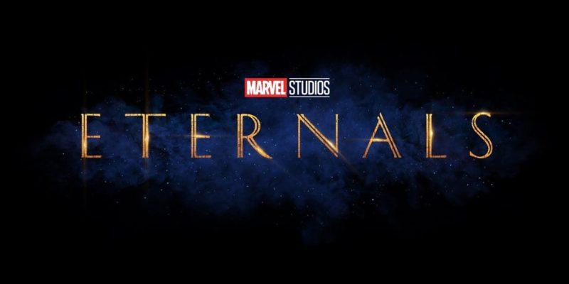 Logo Marvel Eternals