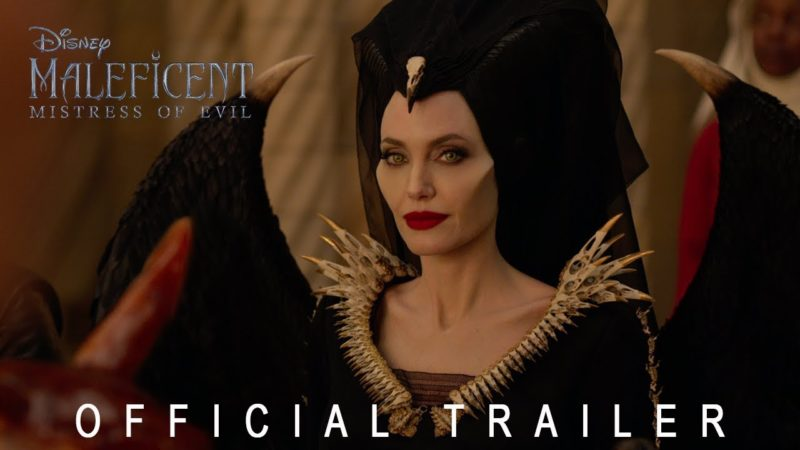 Maleficent Mistress Of Evil Trailer