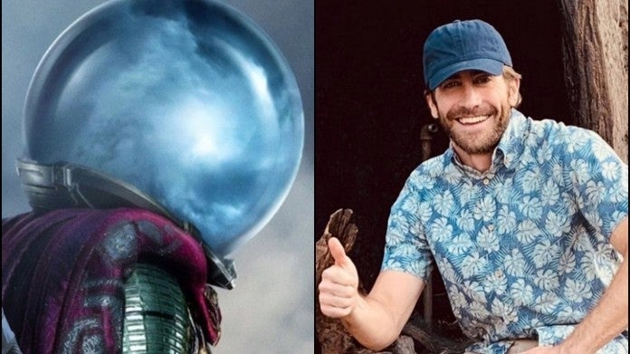 Quentin Beck Mysterio Far From Home