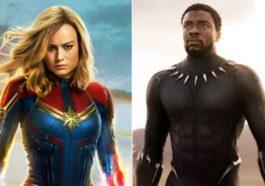 Sekuel Black Panther Dan Captain Marvel