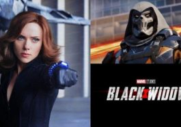Taskmaster Penjahat Utama Black Widow