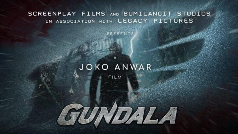 Trailer Gundala