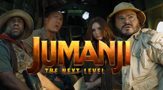 Trailer Jumanji The Next Level