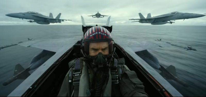 Trailer Top Gun Maverick