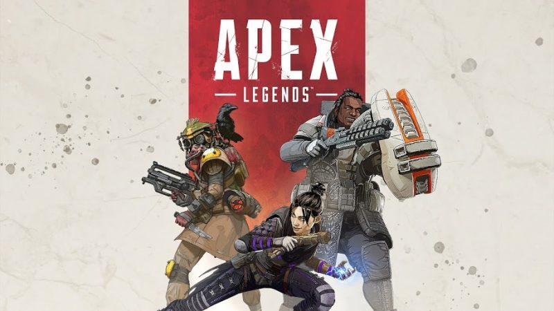 Cara Mendarat Cepat di Apex Legends