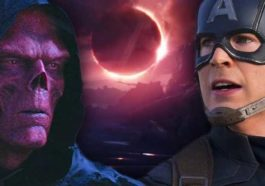 Captain America Vormir