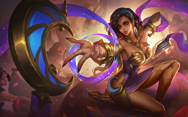 Esmeralda hero mage tank terbaru di mobile legends dafunda game
