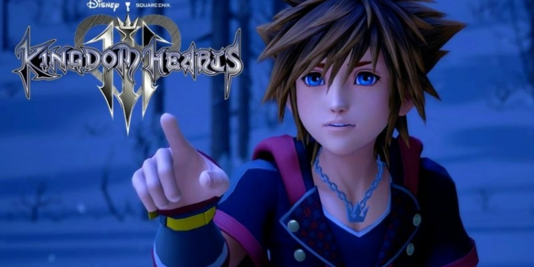 Fantastis, kingdom hearts 3 sudah terjual lebih dari 5 juta copy hanya dalam 1 minggu! dafunda game
