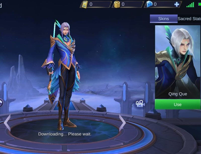 Hero Baru Ling Mobile Legends
