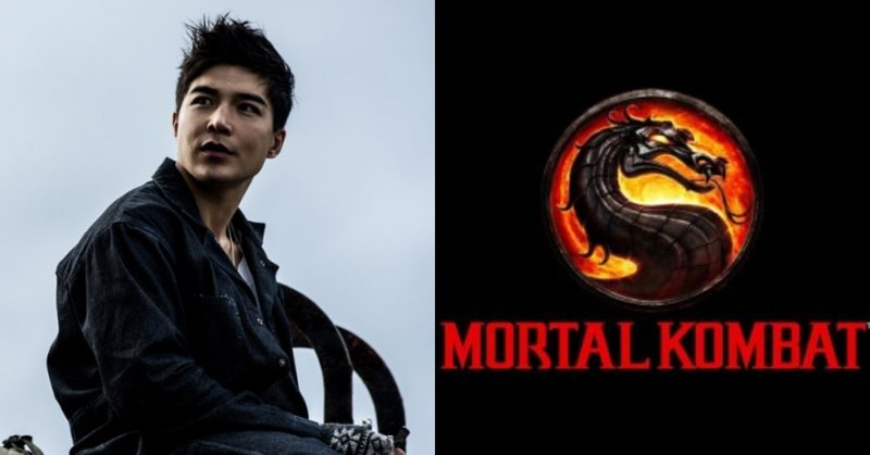 Ludi Lin Mortal Kombat Liu Kang