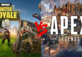Merasa tersaingi apex legends, fortnite iklankan gamenya di pencarian google! dafunda