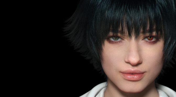 Mod nakal devil may cry 5 dirilis, menampilkan nico lady dan v secara vulgar