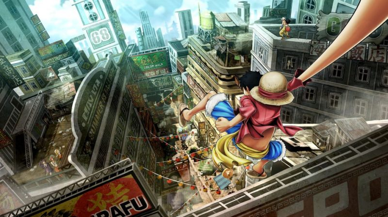 Spesifikasi PC Resmi One piece world seeker