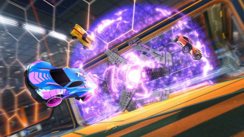 Rocket league season 10 akan berakhir