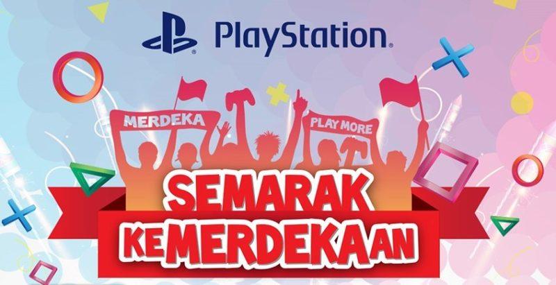 Sony ikut merayakan kemerdekaan indonesia