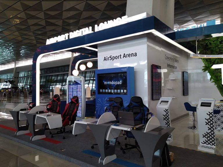 Airsport arena Bandara Soekarno Hatta