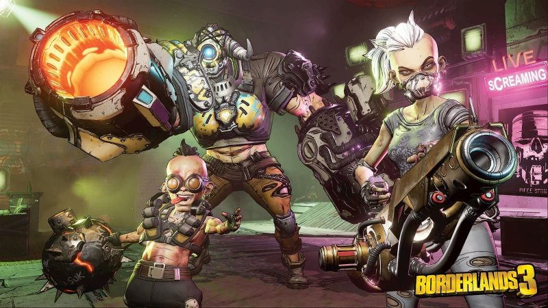 Borderlands 3 bom review