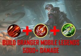 Build granger mobile legends