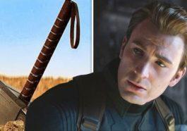 Captain America Mjolnir Endgame