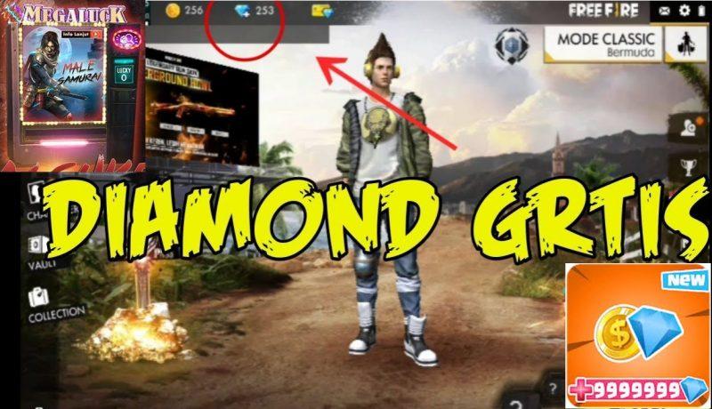 Cara mendapatkan diamond gratis free fire 7