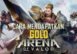 Cara mendapatkan gold arena of valor