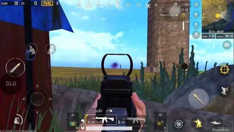 Cheat magic bullet pubg mobile terbaru