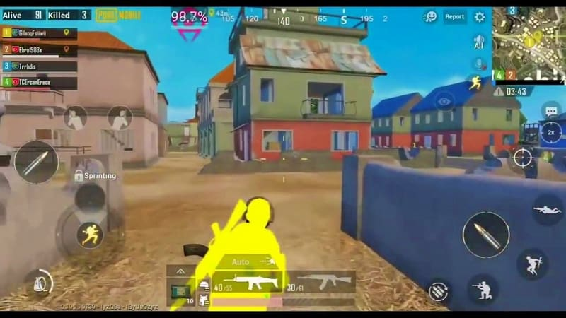 Cheat speedhack pubg mobile