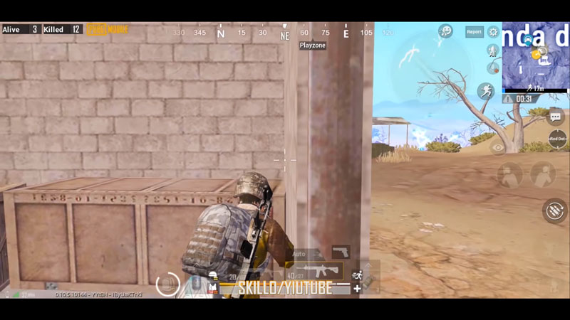 Chicken master pubg mobile 3