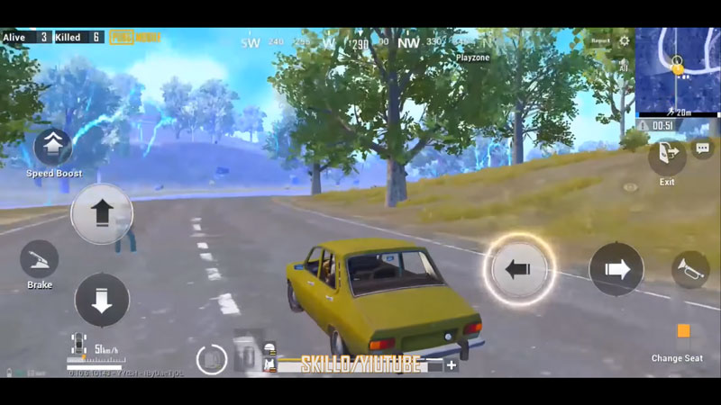 Chicken master pubg mobile 5