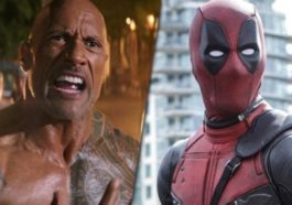 Dawyne The Rock Johnson Deadpool